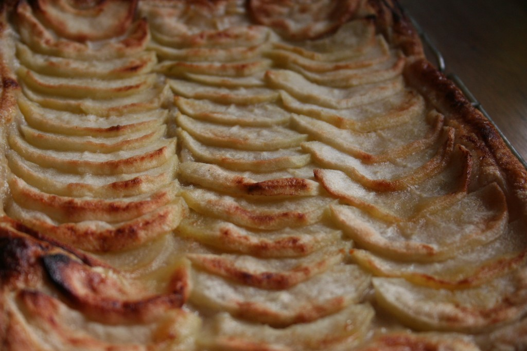 Late Summer Roast Beef Dinner And French Apple Tart