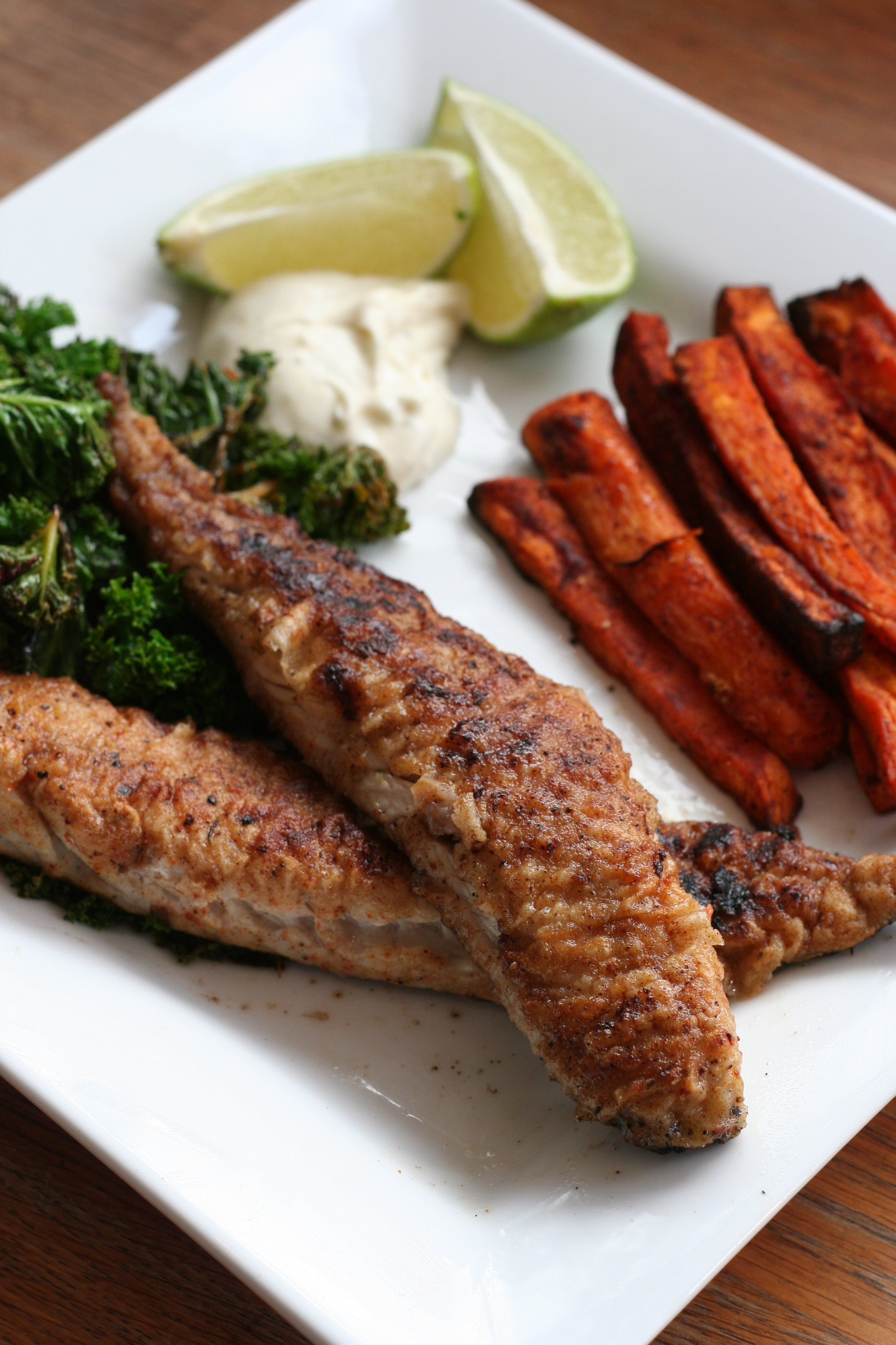 Pan-Roasted Mackerel With Sweet Potatoes Recipes — Dishmaps