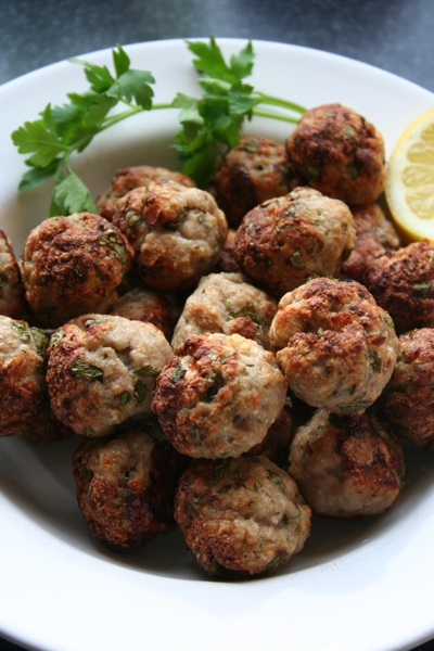 Pork And Lemon 'Polpettine' Meatballs Recipes — Dishmaps